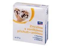 ARO Kornout s vanilkovou příchutí mraž. 6x115ml