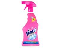Vanish Oxi Action spray na skvrny 1x500ml