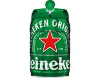Heineken světlý ležák pivo 1x5L plech