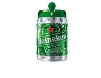 Heineken světlý ležák pivo 2x5L plech