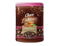 Poex Mandle v hořké čokoládě 1x700g