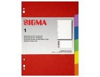 Rozdružovač Sigma A4 6-ti barevný 1ks