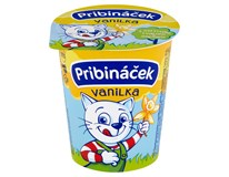Pribináček dezert vanilka chlaz. 12x80g
