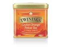 Twinings Čaj černý Ceylon Orange Pekoe 1x100g