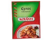 Kotányi Koření gyros 5x35g