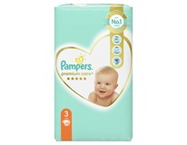Pampers Premium Value Pack Midi S3 pleny 1x60ks