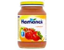 Hamé Hamánek jahodový 6x190g