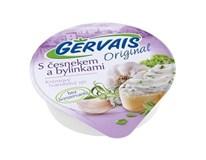 Gervais Original sýr s česnekem a bylinkami chlaz. 6x80g