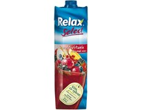 Relax Select Nektar multivitamin červené ovoce 25% 12x1L