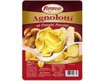 Cascina Verdesole Agnolotti Funghi Porcini těstoviny plněné chlaz. 1x250g
