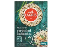 Lagris Rýže parboiled s indiánskou 4x500g