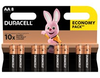 Baterie Duracell Basic AA 8ks