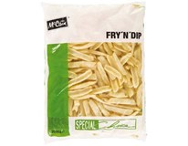 McCain Fry and Dip hranolky mraž. 1x2,5kg
