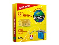 BIO-P1 BIO enzym do septiku 100g /H3435 1ks