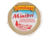 Ermitage Minibri sýr s bílou plísní chlaz. 1x250g