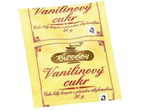 Kávoviny Cukr vanilínový 70x20g