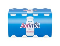 Danone Actimel Natur bílé slazené jogurtové mléko chlaz. 3x(8x100g)