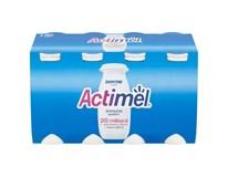 Danone Actimel Natur bílé slazené jogurtové mléko chlaz. 8x100g
