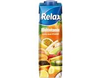 Relax Multivitamin 100% džus 12x1L