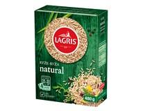 Lagris Rýže natural varné sáčky 4x480g