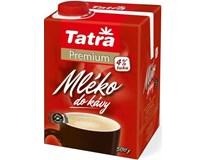 Tatra Mléko do kávy 4% chlaz. 6x500g