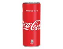 Coca-Cola 1x250ml plech