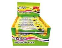 PEZ hroznový cukr citron 21x39g