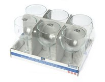 Sklenice na víno ARO Ball 250ml 6ks