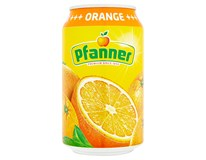 Pfanner Pomeranč 50% nektar 24x330ml plech
