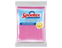 Utěrka houbová Spontex TopTex 10ks