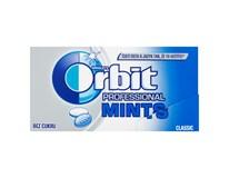Wrigley's Orbit Professional Classic Mints bonbóny 8x18g