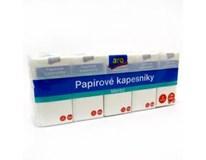 Kapesníky papírové mentolové ARO 3-vrstvé 15x10ks