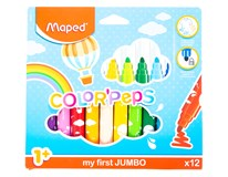 Fixy Maped Color Peps Maxi 12ks