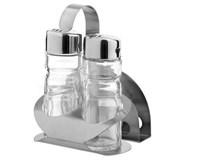 Menážka Hendi Basic sůl/pepř/ubrousky 1ks