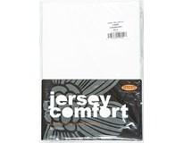 Prostěradlo Comfort J177 180x200cm bílé 1ks