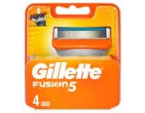 Gillette Fusion Manual náhradní hlavice 1x4ks