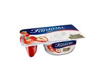Danone Fantasia jogurt Jahoda chlaz. 3x(4x122g)
