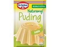 Dr. Oetker Naturamyl puding banán 20x37g