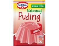 Dr. Oetker Naturamyl puding jahoda 20x37g