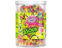Gum Pop lízátko extra kyselé 100x18g