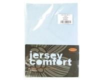 Prostěradlo Comfort J177 180x200cm modré 1ks
