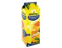 Pfanner Pomeranč s dužinou 100% džus 1x2L
