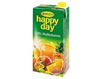Happy Day Multivitamin 100% džus 1x2L