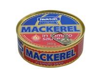 Nekton Makrela v tomatě 4x240g
