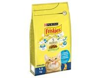 Purina Friskies Sterile granule pro kočky 1x1,5kg