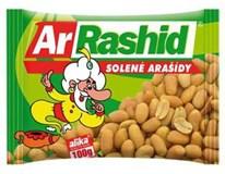 Ar. Rashid Arašídy pražené solené 10x100g