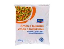 ARO Zeleninová směs s kukuřicí mraž. 6x400g
