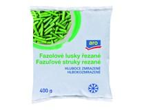 ARO Zelenina - lusky fazolové řezané mraž. 6x400g