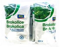 ARO Zelenina - brokolice mraž. 6x400g