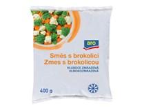 ARO Směs zeleninová s brokolicí mraž. 6x400g